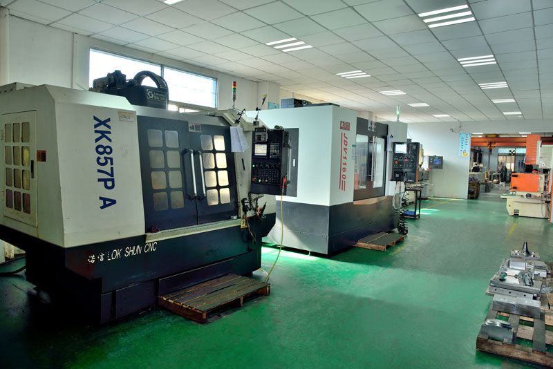 CNC Machining Workshop